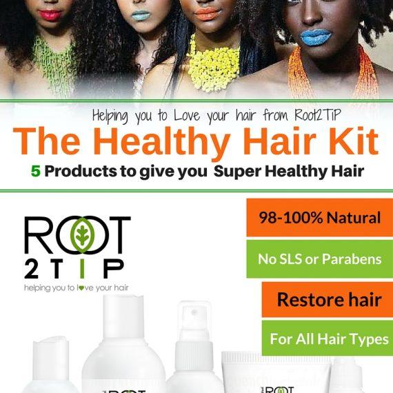 The Healthy Hair Kit