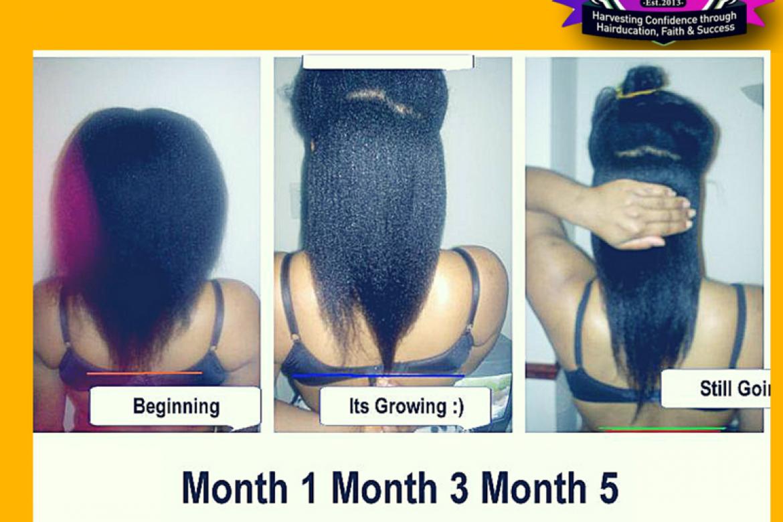 The Just Grow it Hair Kit