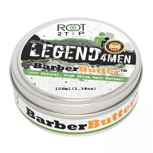 LEGEND4Men Barber Butter Medicated for dry flaky scalp or dandruff from Root2Tip Haircare