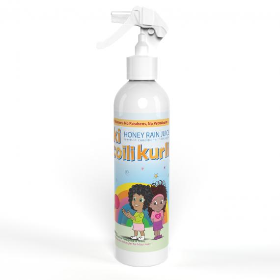 Honey Rain Hair Juice Curly hair Detangler