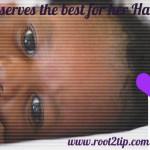 Baby Hair Milk