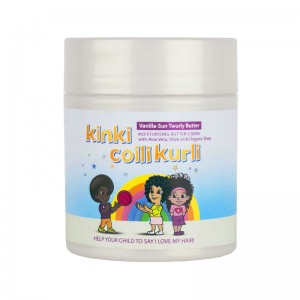 Vanilla-Sun Twurly Hair Butter suited to all hair types from Root2Tip Haircare