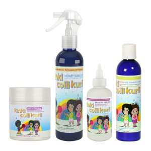 KinkicoiliKurli Kids Hair Kit from Root2Tip Haircare