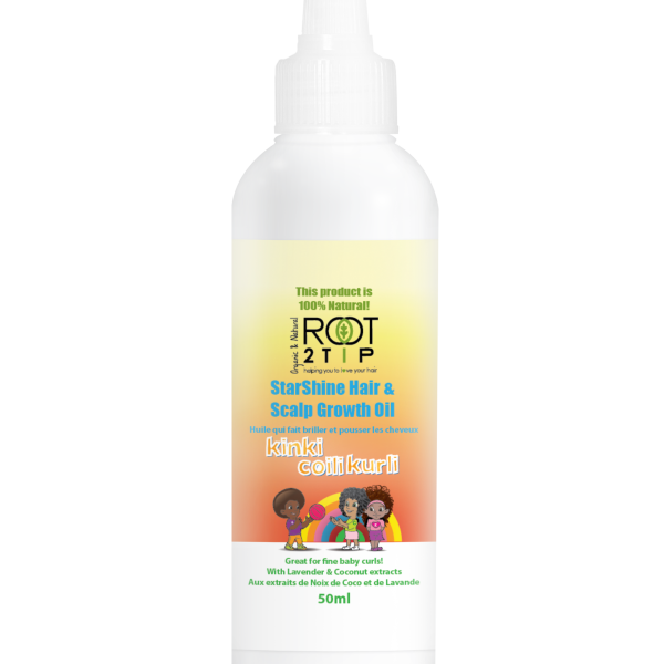Hair & Scalp Growth Oil for kids hair