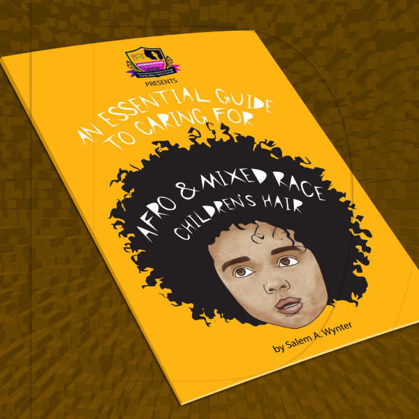 Mixed race and Afro Kids Hair Care Guide