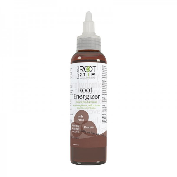 The ROOT Energizer Scalp Oil from Root2Tip Haircare